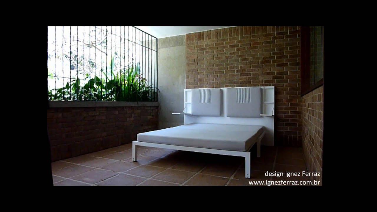 Cama sofa bausch sofa bed youtube for Sofa bed uma