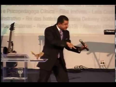 Pr Abílio Santana - O substituto de Elias. (Completo 480p)