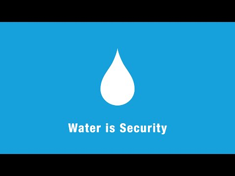 Water is Security