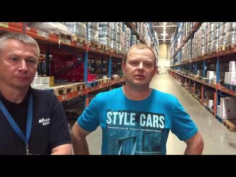 Работа на складах в Польше