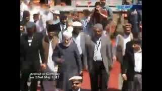 Tera Safar ho Baaes-e-Rahmat Khuda karay _Nazam Ahmadiyya (MTA)