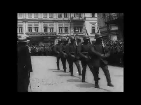 German Troops In Kiev (1918)
