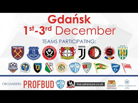 PROFBUD CUP 2017 Day 2, Arena B
