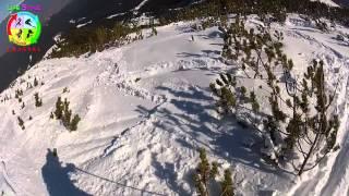 видео горнолыжные курорты Болгарии