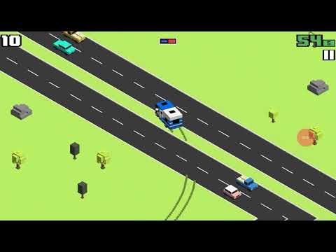 Smashy Road let's play part 4:Traffic jam