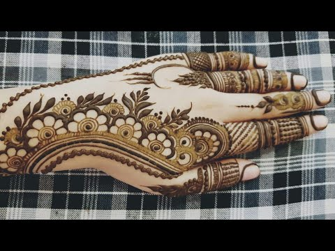 Heavy Mandala Henna Design 4 Henna Design For Eid 2017 Aka Videos