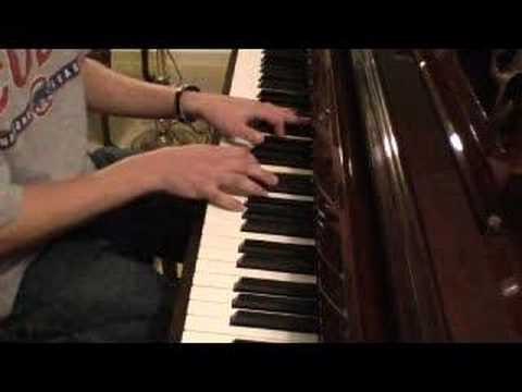 Here Without You By 3 Doors Down (piano Cover)