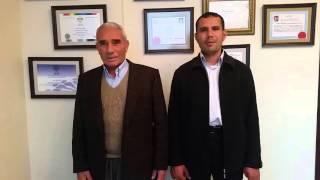 """Ömer Çoban : """"Prof.Dr. Orhan ŞEN Sayesinde Babamız Artık Her İşini Kendisi Halledebiliyor."""""""