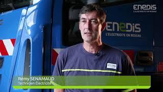 Enedis - Témoignage sur les risques électriques et le port des EPI