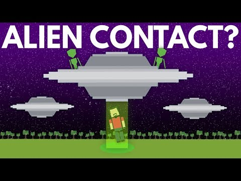 This Is How Aliens Might Contact Us