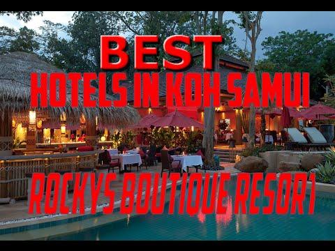 Best Hotels In Koh Samui | Rockys Resort