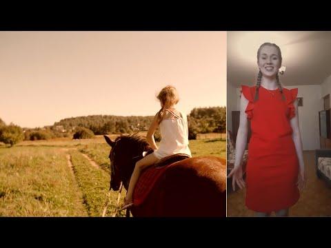 ХРЕННИКОВ Казак уходил на войну (В 6 часов вечера после войны) - Ангелина Галанова #stayhomevoices
