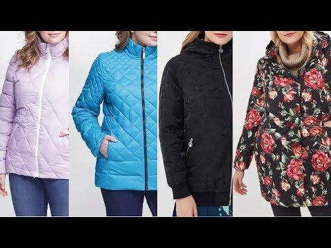 Суперские Осенние Куртки для ПОЛНЫХ женщин. Теплые и Скрывают НЕДОСТАТКИ