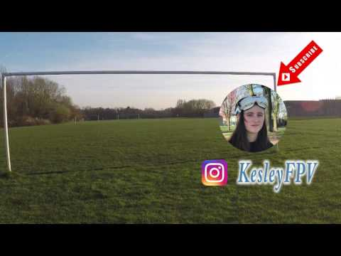 Kelsey FPV 1st video to music freestyle on the field  (02)