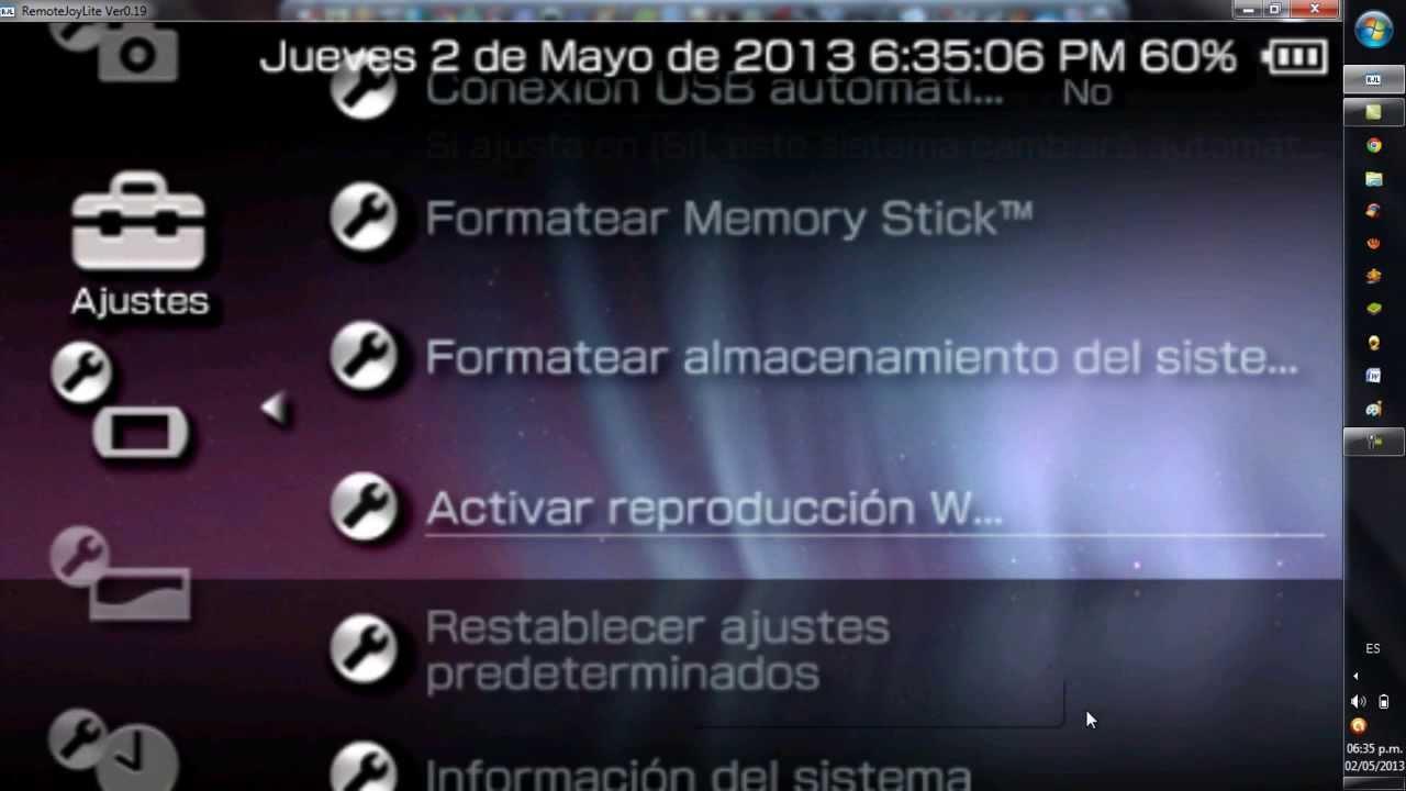 Como Hackear Una PSP Go,300,Fat,Slim,Todas - YouTube