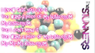 Bubblegum - The Stunners Lyrics !