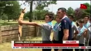 ÜLKE TV - Sultangazi Belediyesi İzci Kampı, kapılarını öğrencilere açtı