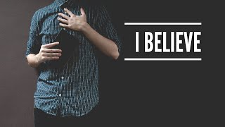 I Believe in Jesus Christ - I Believe Series 2020 Week 3 - 10/25