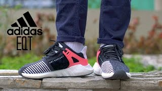 adidas eqt support 93 17 on feet