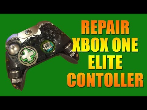 How to Fix LB/RB Bumper on Xbox Elite Controller