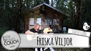 Friska Viljor - Dreams - Acoustic Lakeside | Sidesession - Little Brown Couch