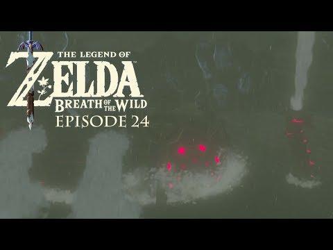 THE STORY OF DIVINE BEAST VAH RUTA   The Legend of Zelda: Breath of the Wild   Episode 24