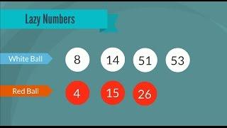 Powerball Number Secrets 2016 - $403 Million