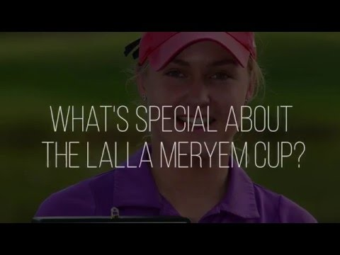 Charley Hull's Guide to The Lalla Meryem Cup