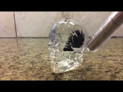 Ferrofluid UV Lamp /  [ DIY ]