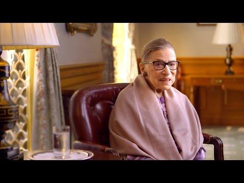 Ruth Bader Ginsburg: Celebrating Rutgers' 250th anniversary