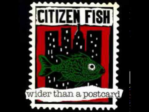 Citizen Fish - Offended