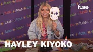 Hayley Kiyoko Thanks Her Fans For Lesbian Jesus Title | Voodoo 2017