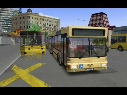 Omsi 2 Bus Simulator Mapa Beograd Line 15 Zeleni Venac Zemun