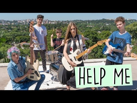 HELP ME 🎵 || Paródia Complicated - Valentina Schulz / Avril Lavigne ft. Lucas Andrade e Erick Mafra