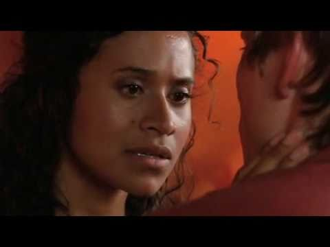 Merlin - Arthur And Gwen The Second Kiss -