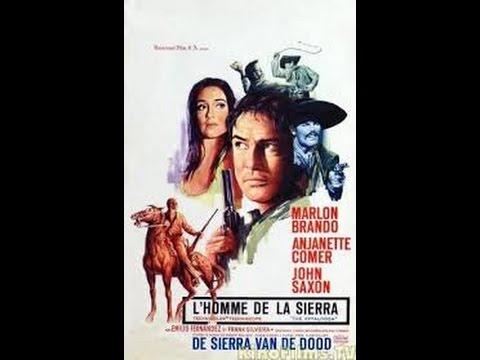 1966 The Appaloosa Western -  Marlon Brando, Anjanette Comer, John Saxon