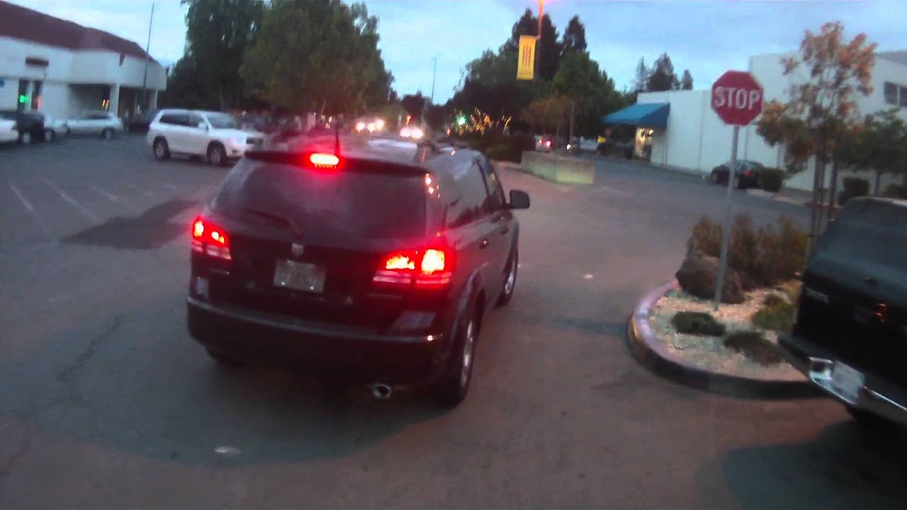 License Plate Shield 6PTK521 Dodge Journey - YouTube