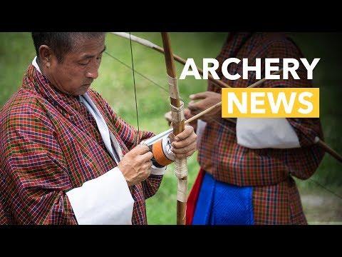 Archery in Bhutan: It's in the blood