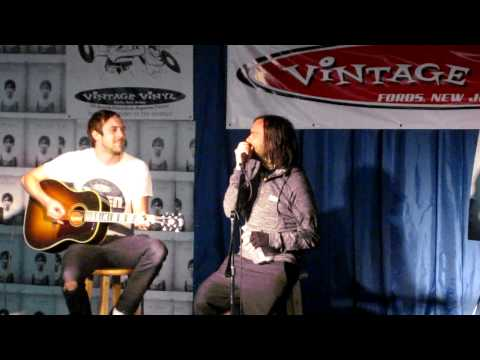 The Used - Tunnel live at Vintage Vinyl April 2012