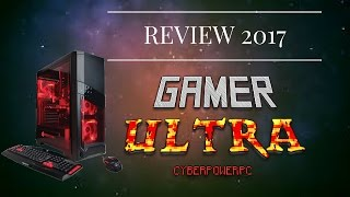 CyberPowerPC Gamer Ultra Review [AMD FX]
