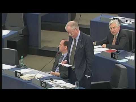 EU grinding Europe to long-term decline - Roger Helmer