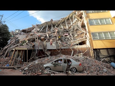 Earthquake in Mexico Unearths Years of Corruption