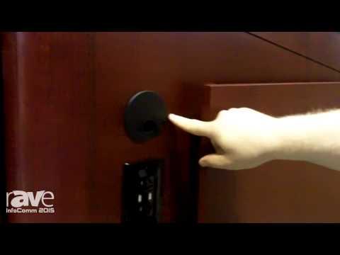 InfoComm 2015: Marshall Furniture Details MLR-40 Radius Style Lectern