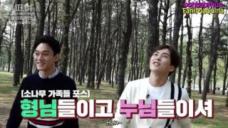 Video [INDOSUB] 160503 Trip Without Manager ~  Xiumin & Chen Episode 6 download MP3, 3GP, MP4, WEBM, AVI, FLV Agustus 2018