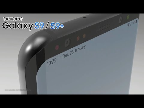Samsung Galaxy S9 & S9+ Concept Close To Reality!!