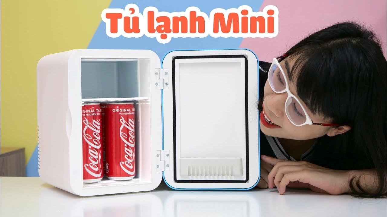 Đồ Chơi Tủ Lạnh Mini