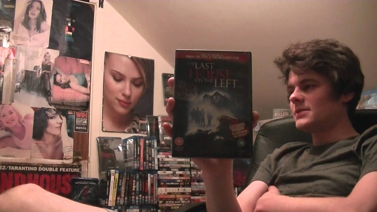 The Last House The Left DVD Movie Review