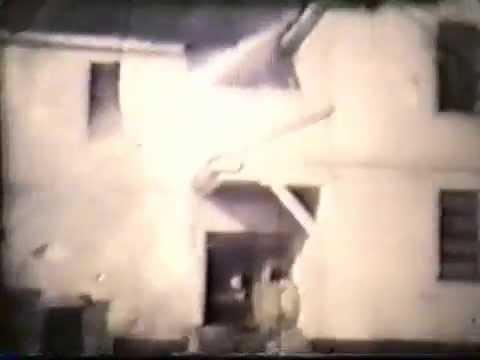Caribou Maine USO fire Late 60's