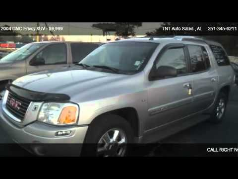 Tnt Auto Sales >> 2004 GMC Envoy XUV 2WD SLE - for sale in Saraland, AL 36571 - YouTube