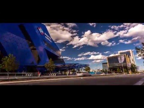 Perth, Australia - From dawn till dusk - Timelapse movie - 4k